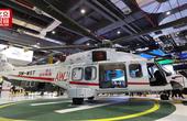进博会2亿元直升机亮相  普京专机同款也来了