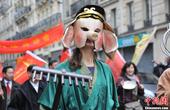 外国人过中国春节有多拼?看完这些服气了