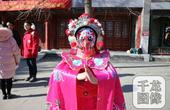 北京大观园海选演员圆梦红楼庙会