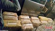 俄罗斯驻阿根廷大使馆被查获近400公斤可卡因