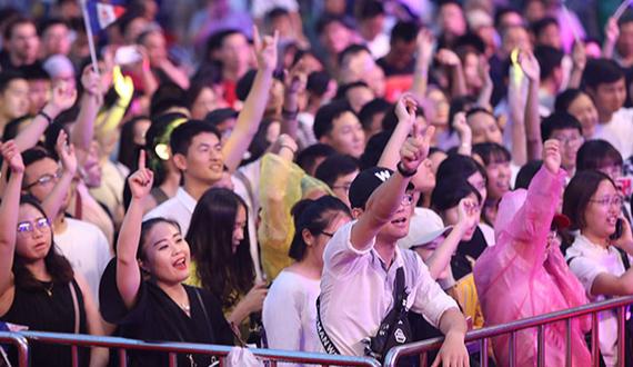 夏至音乐日重回中国舞台