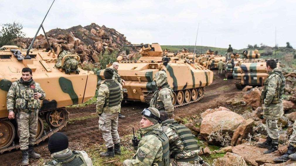 土耳其军队让叙库尔德守卫不安 IS将卷土重来?