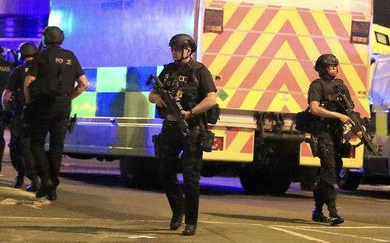 英媒:恐袭技术升级 英国进入不确定时期