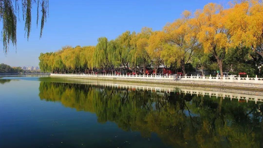 北京秋游好去处!爬山、野餐、骑行、放风筝……随便你怎么嗨!