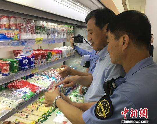 北京启动校园及周边食品安全专项检查