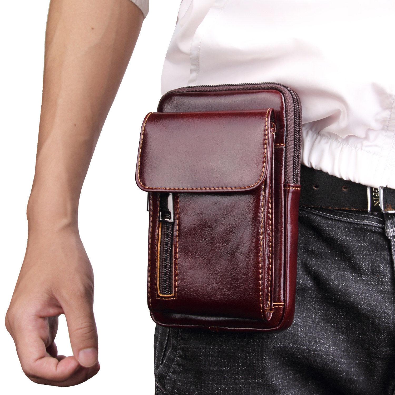 是的!华为6寸手机腰包问世,一下买仨送老爸,手