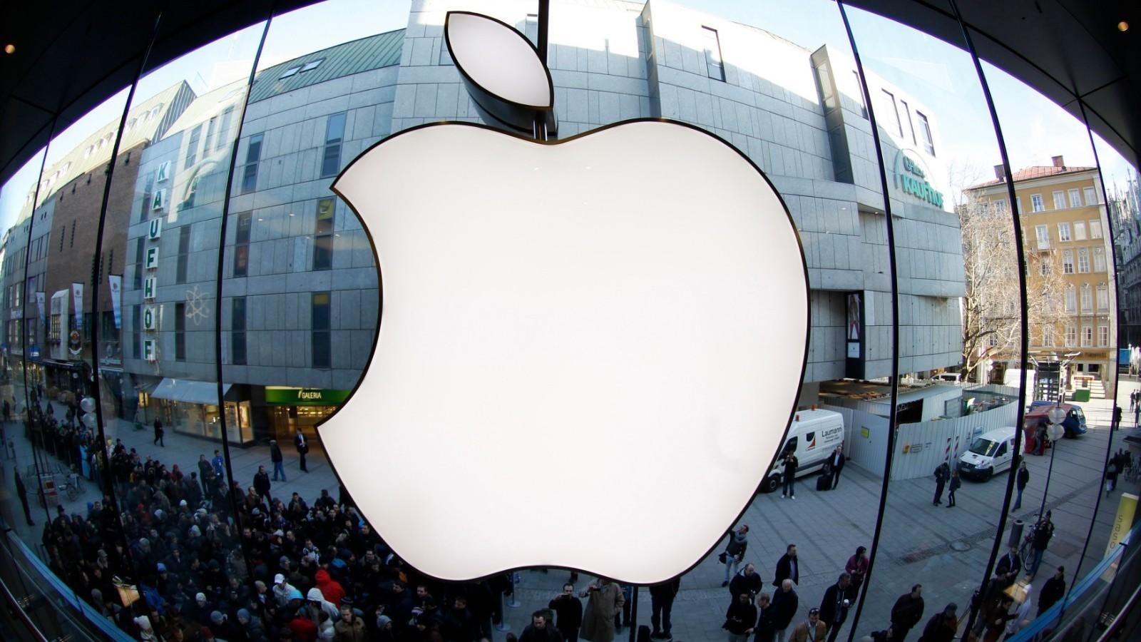 苹果公司经典的咬了一口苹果logo,你知道是怎么来的吗