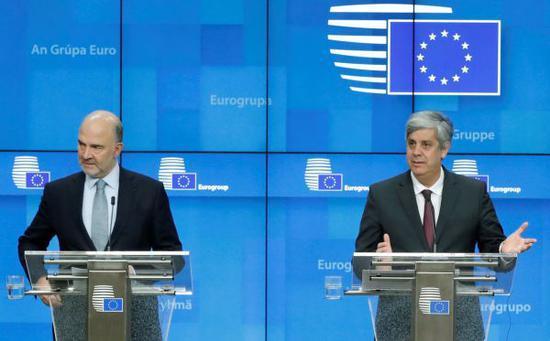 法媒:欧盟财长同意欧元区改革计划