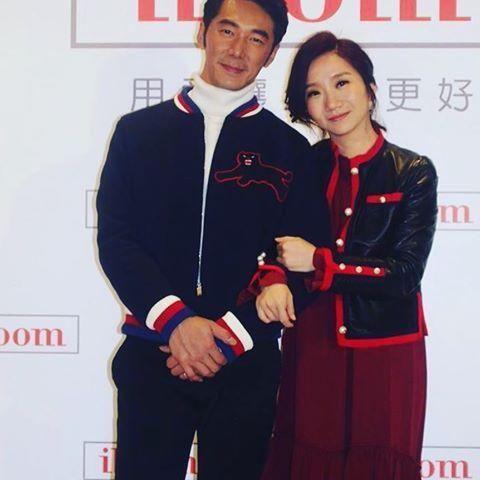 陶晶莹结婚14年与李李仁超甜蜜!夫妻笑谈吵架