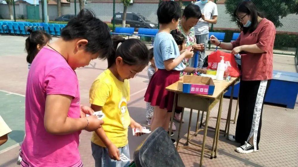 """顺义区李桥镇丰富多彩的""""六一""""儿童节活动,助力垃圾分类!"""