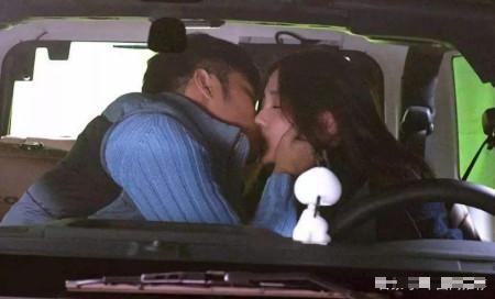 曝Baby出轨陈赫 被拍到在车内热吻?