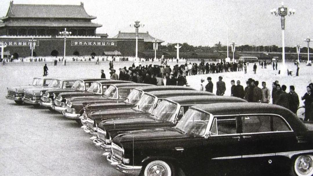 【线上看展】吹响车辆集结号!扫码看中国汽车工业发展史