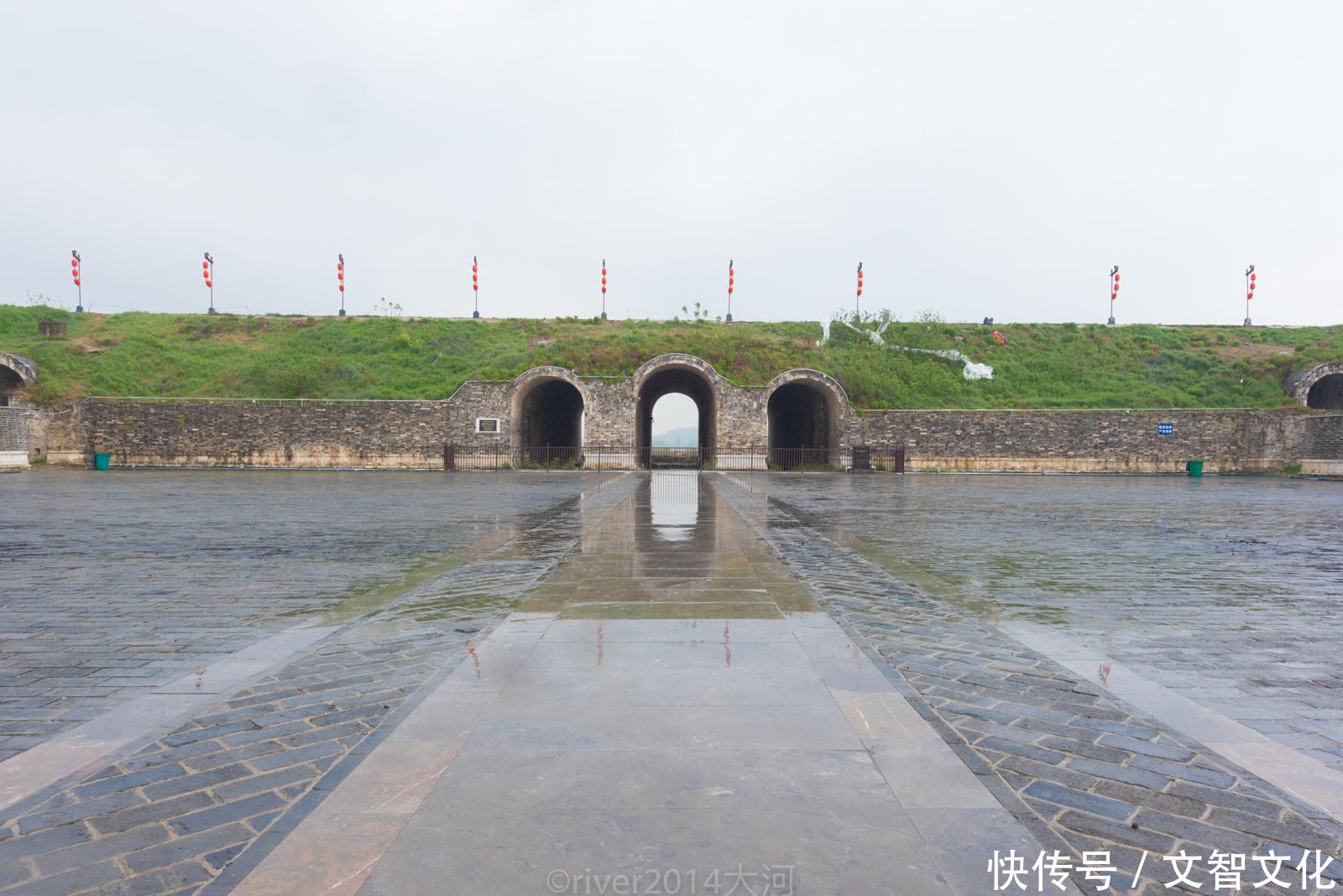 朱元璋除了建造南京故宫,还在安徽建了一座皇