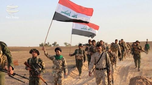 伊拉克人民动员组织打死10名极端组织成员
