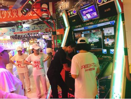 """大玩家""""相约十点""""全国公益行北京站上演温情时刻"""