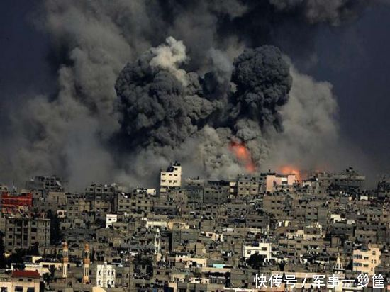 30枚导弹突然砸向以色列 俄军事行动开始 美航母