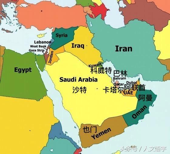 阿拉伯帝国灭亡后700年的阿拉伯半岛究竟是怎
