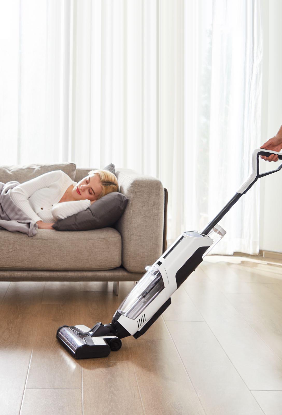 新锐品牌艾迪宝 加速洗地机市场发展