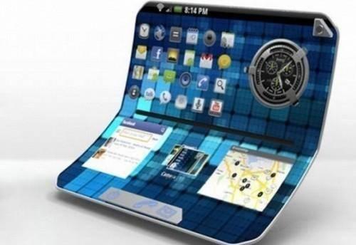 我国折叠屏技术成熟,手机刘海屏有望改观,它长