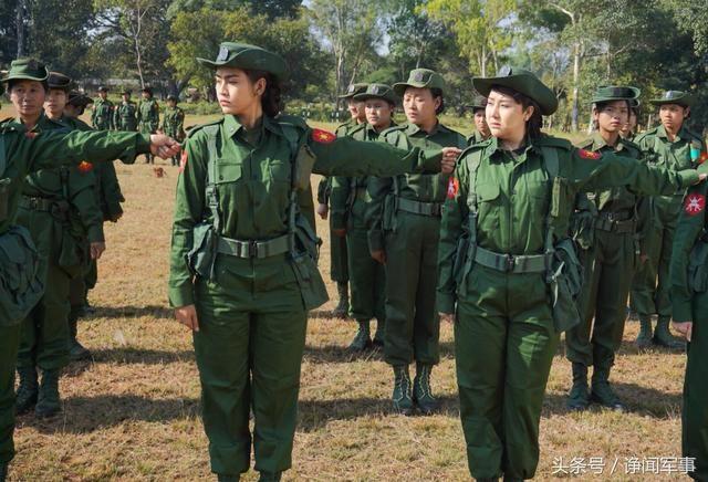 中国这个邻国乱了70年!N个民族大乱战
