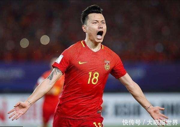 中国最牛的十大足球前锋都有谁?