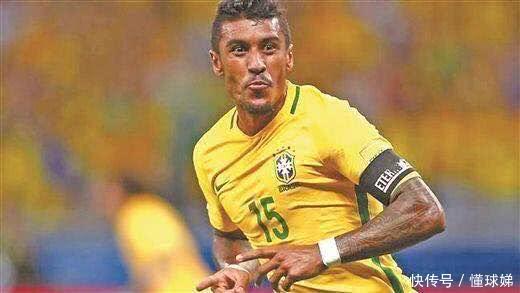 巨长脸!中超旧将当选巴西国家队队长!坦言世界