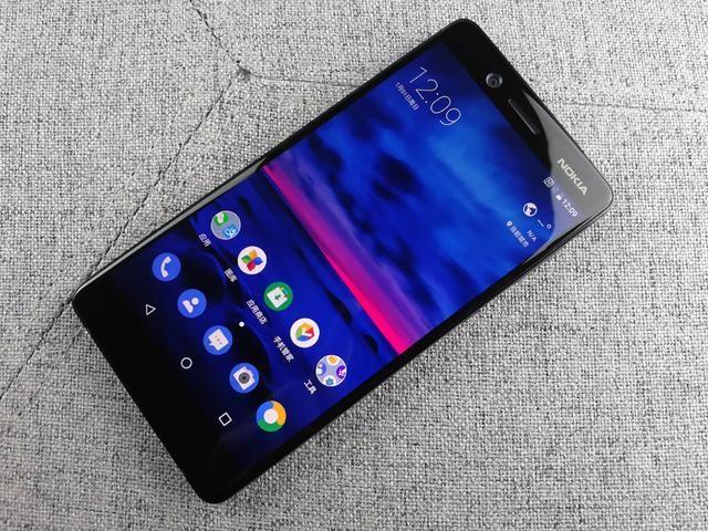 蔡司1600摄像头+4GB+64GB内存 诺基亚手机 只售1299元