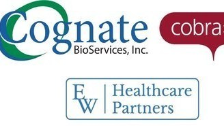 Cognate BioServices完成B轮融资及对Cobra Biologics的收购