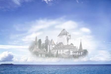 海市蜃楼是光的折射?科学家认为是平行宇宙空间所导致 - 天帅童子 - 天帅童子的博客