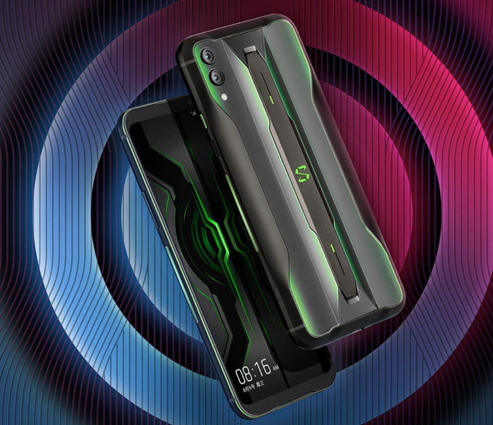9月4日顶级旗舰黑鲨游戏手机2 Pro全面开放购买 你准备好了吗?