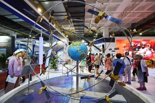 日媒称中国北斗系统精度将提高2倍 或覆盖全球(图)