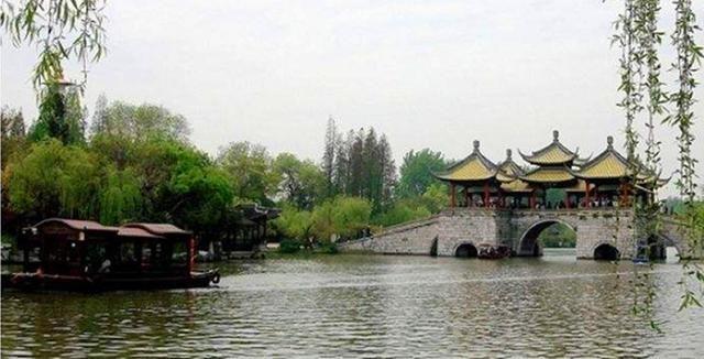 扬州二十四桥真的是一座桥吗?看完陷入了沉思