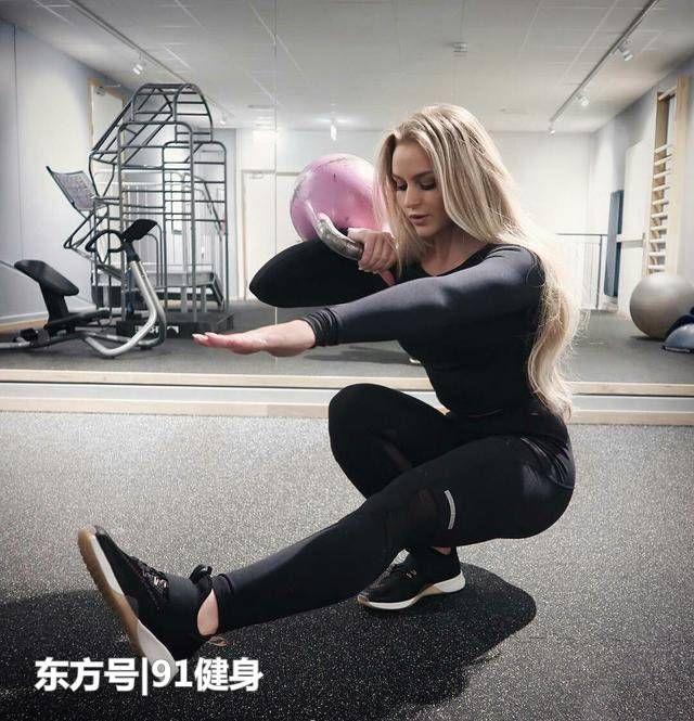 一组完美虐腿强化训练动作:6个动作让腿部充满