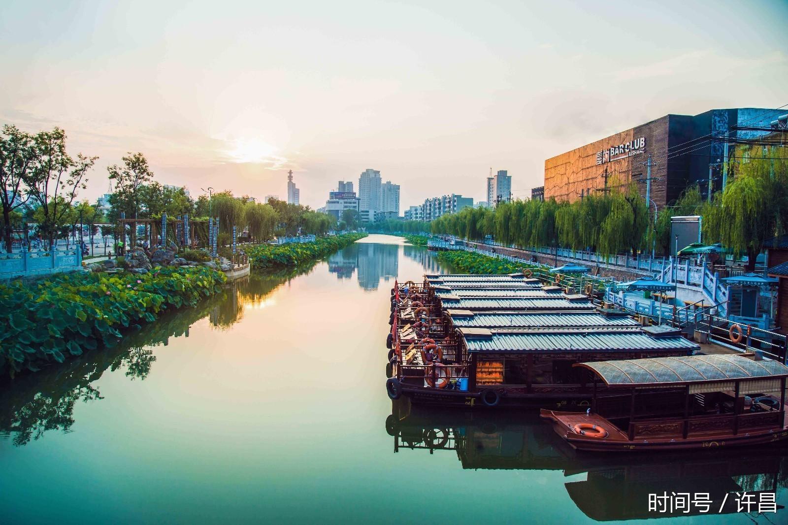 许昌市荣膺国家生态园林城市称号