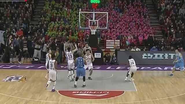 《天天体育》20200324 CBA2014至2015赛季中职篮总决赛第一场