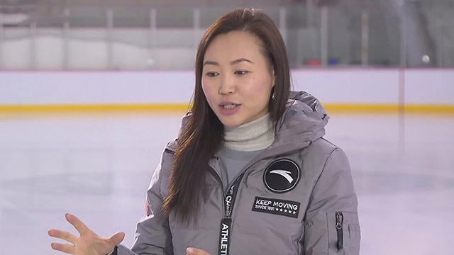 """《奥运故事会》20200310陈露 永远的""""冰蝴蝶"""""""