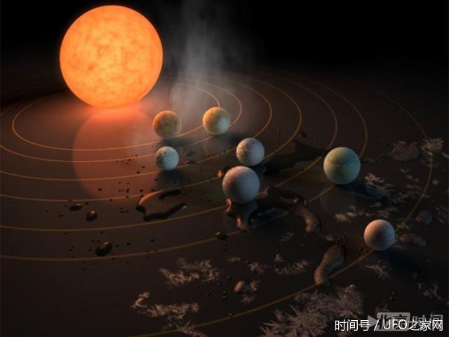 全球大型望远镜都望向这颗星:或发现未知生命 - 钟儿丫 - 响铃垭人