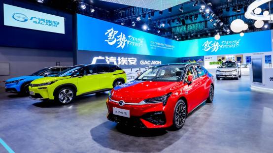 广汽埃安品牌独立开启新纪元,埃安Y全球首发