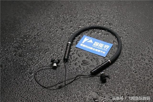 无束缚更有好音质,脉歌TX-90挂脖无线蓝牙耳机