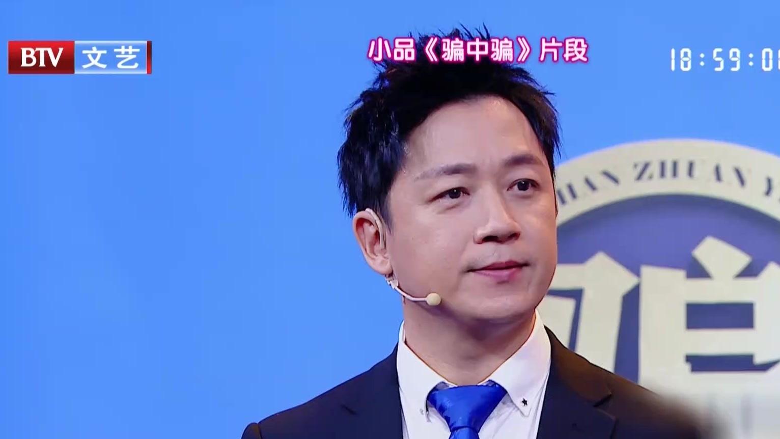 演员抢滩喜剧界之潜力股:潘粤明  打磨角色自信与日俱增