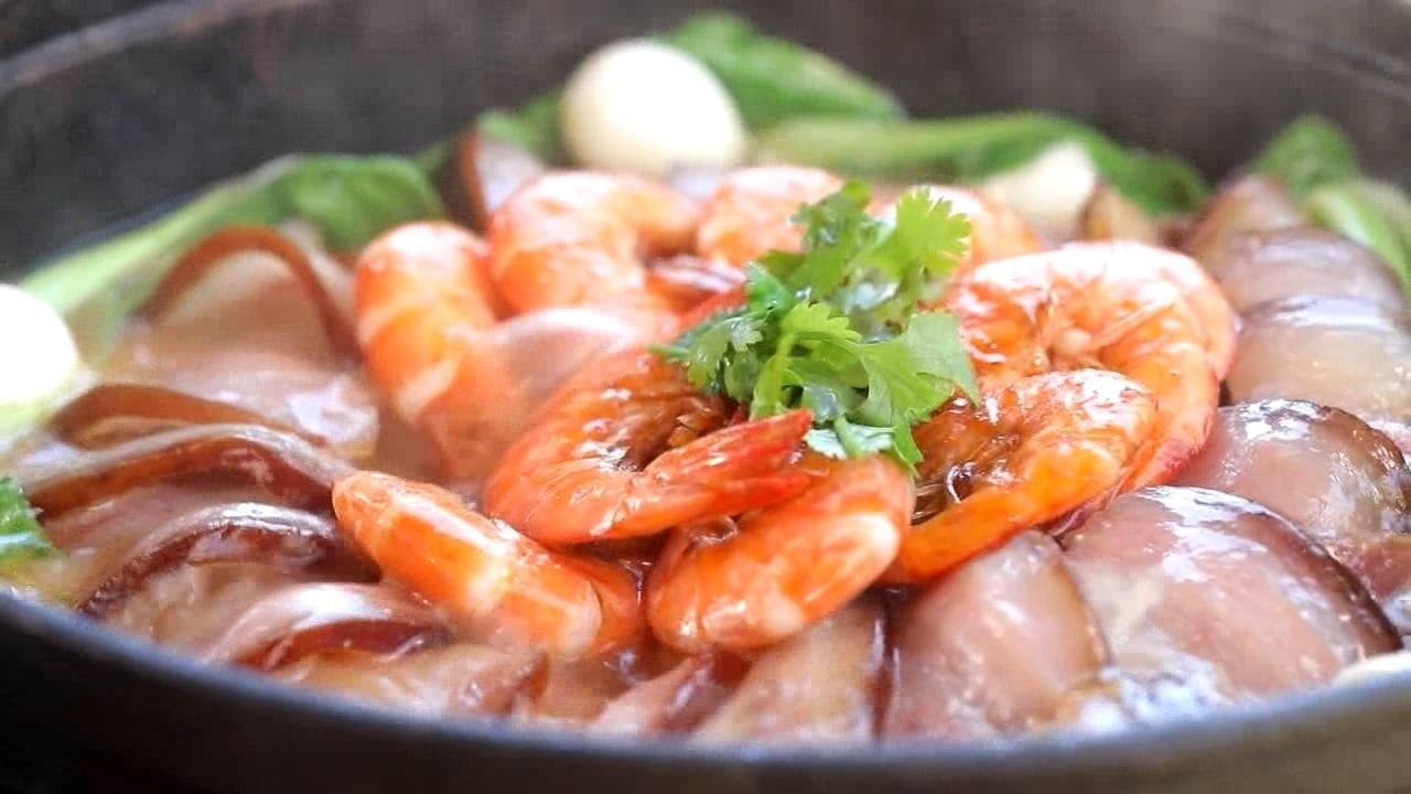 鲜香四溢的喜寿锅,一道家宴不可少的菜肴,速来收藏!(上)