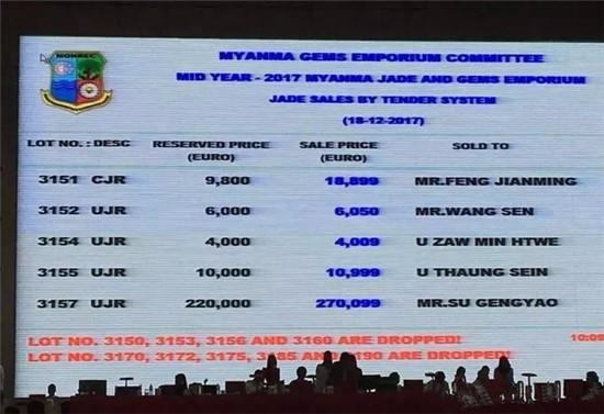 杭州百达翡丽手表回收折扣是新表的几折缅甸翡翠原石一亿公盘开标