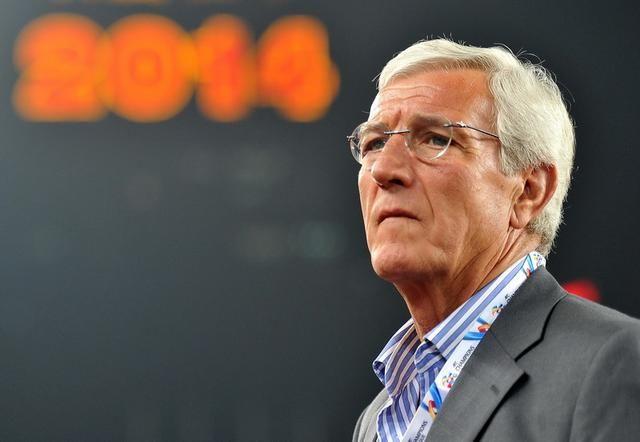 全球年薪最高的足球教练,里皮第一,卡纳瓦罗第