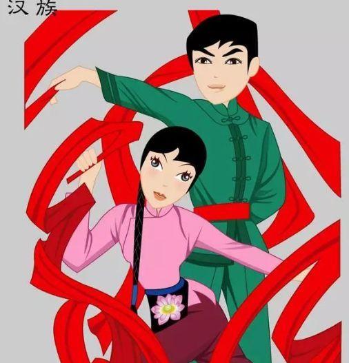 我们为什么叫汉族,而不叫秦族