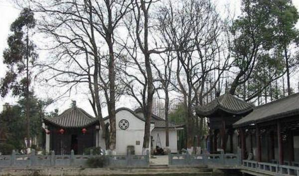 游汉中苏景园 感受小江南风韵