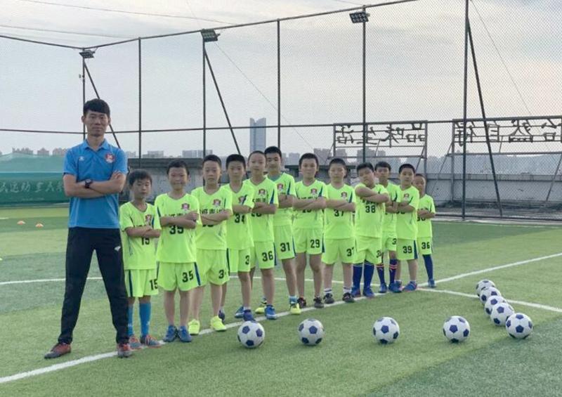 四川金诚足球俱乐部2019秋季班开启报名