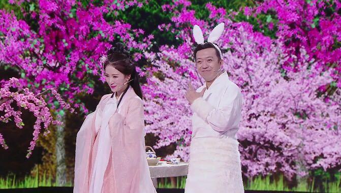 《跨界喜剧王》李念演绎痴情嫦娥与李菁生死相随 9月22日20:30播出