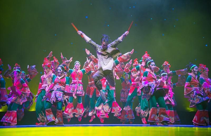 2021年四川省舞蹈新作比赛在南充圆满闭幕