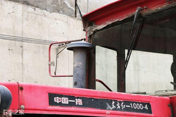 机被民间牛人改成了全挂车 百吨王表示:大写的