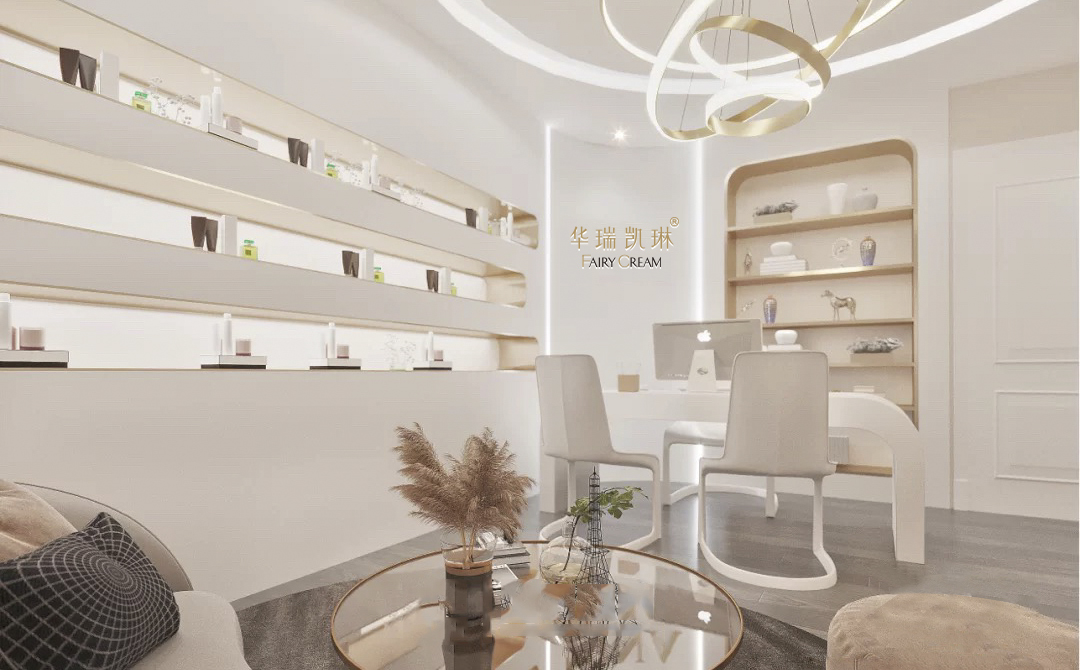 布局新零售模式,华瑞凯琳打造线下品牌体验店